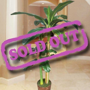 Artificial Banana Plant 6 Feet (Call Us Before Order)