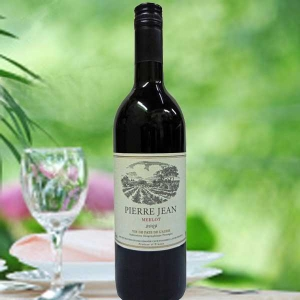 "Add-On ""Pierre Jean"" Red Wine Produce of France 750ml"