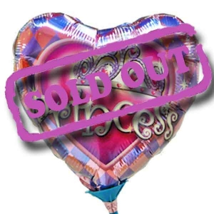 Add-on Princess 9 inches foil balloon