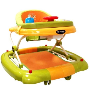 2-in-1 Baby Walker cum Rocker ( Need 1 Day Advance )