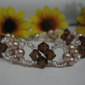 Bracelet - Aries5C4P-B Brown