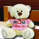 Add-on 20cm ( MOM I love u ) Bear