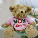 Add-on 6 Inches (MOM I love u) Bear.