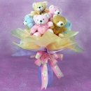 Add-On Bear Bouquet