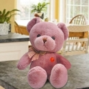 Add-On 26cm Lavender Pink Bear