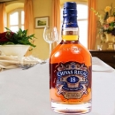 Add On Chivas Regal Whisky (18 Years) 75cl