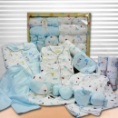 Baby Boy Gift set Hamper Delivery ( 14 items )