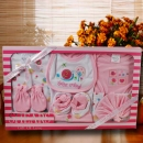10 Pcs Baby Girl Gift Hamper
