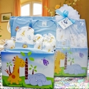 Baby Boy Gift Set ( 8 Pcs )