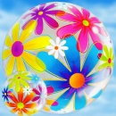 "Add-On 22"" Helium Filled (BALLOONS) Floating Bubble Balloon"