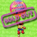 "Add-On 18""x39"" Elmo Birthday Floating Balloon"