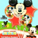 Mickey Mouse Birthday Floating Bouquet Balloon (5pcs)