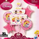 """Princess Birthday Cake"" Floating Bouquet Balloon ( 5pcs )"