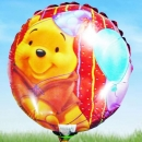 "Add-on 9"" Winnie The Pooh Balloons"