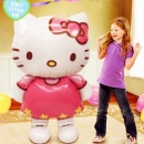 Add-On Hello Kitty Walks On Air Balloon 50� Tall