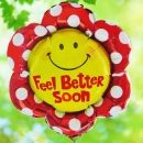 Add-On Get Well Soon 11 inches Balloon