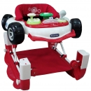 2-in-1 Baby Walker cum Rocker ( Need 1 Day Advance ) Racer Model
