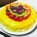 Add-on 1 KG Mango Cake