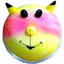 "Add-On ""Blushing Face""Sponge Cake 1 kg"