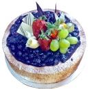 Add-on Blueberry Fruite Cake 1 Kg