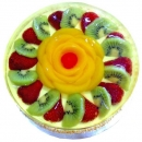 "Add-On""Mixed Fruit Delight"" Sponge Cake 1 Kg"