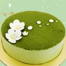 Add-On Green Tea Cake 8""