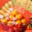 18 Lucky Chinese Oranges