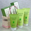 Aloe Moisture Foam Cleanser, Peeling Gel & Washable Cleansing...
