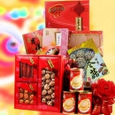 Chinese New Year Gift Basket DCY04