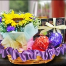 Sending Easter Day Gift Basket