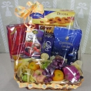 Mixed Fruits and Gourmet Arrangement