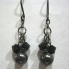 Add on Ear Rings - Classic-E Black