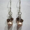 Ear Rings - Classic-E Champagne