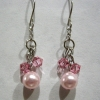 Add on Ear Rings - Classic-E Pink