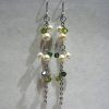 Add on Ear Rings - Elegant-E Green
