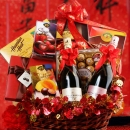Chinese New Year Gift Basket LNY06