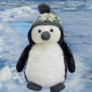 Add-On GUND Puffers Penguin 10 inches