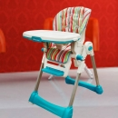 Baby Tea Time High Chair ( Strip )