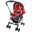 CAPELLA Charmant Stroller-Premium - Red