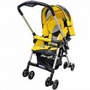 CAPELLA Charmant Stroller-Premium - Yellow