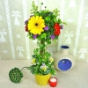 Gerbera Flowers Table Arrangement