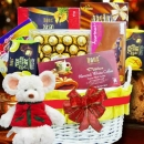 Christmas Hamper & Gift Basket XM101
