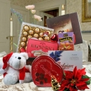Christmas Hamper & Gift Basket XM102