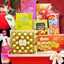 Christmas Hamper & Gift Basket XM122